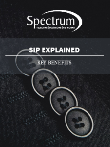 SIP Explained - Key Benefits