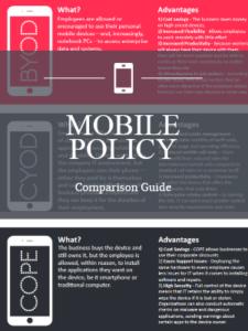 Mobile Policy Comparison Guide